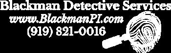 Blackman Detective Services